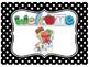 Welcome Sign-Polka Dot Theme