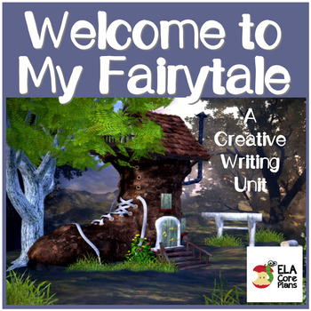 Fun ELA End the Year Activity ~Welcome To My Fairytale