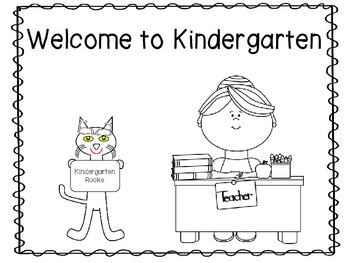 Welcome To School Coloring Sheets - Freebie