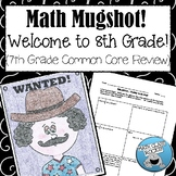 "Welcome to 8th Grade! (7th Grade Common Core Review) - ""Ma"