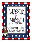 Welcome to America: Immigration Scoot Game