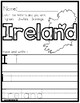 Welcome to Ireland/St.Patrick Day {Math and Literacy}