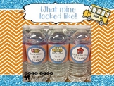 Welcome to K-6th & Back to School Water Bottle Labels!