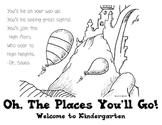 Welcome to School Postcards K-6th Grade -FREEBIE!