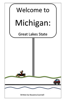 Welcome to Michigan Booklets - Three Reading Levels