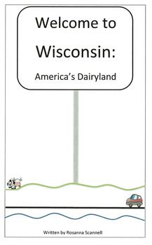 Welcome to Wisconsin Booklets - Three Reading Levels