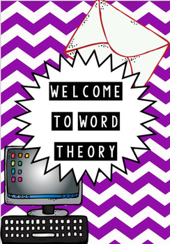 Welcome to Word - Theory