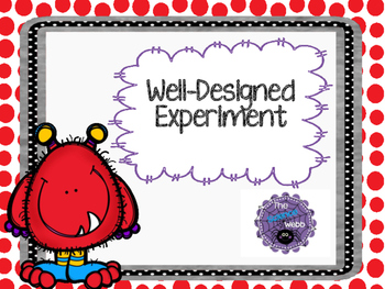 Well-Designed Experiment PowerPoint