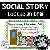 We're Having A Lockdown Drill (A Social Story)