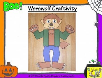 Werewolf Craftivity
