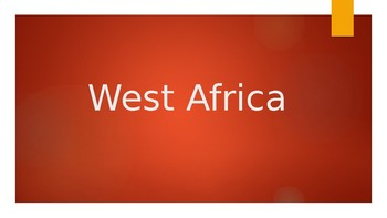 West Africa PowerPoint