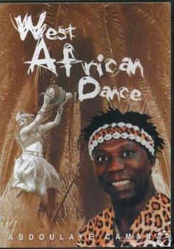 West African Dance - Instructional DVD VOL. 1