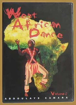 West African Dance - Instructional DVD VOL. 2