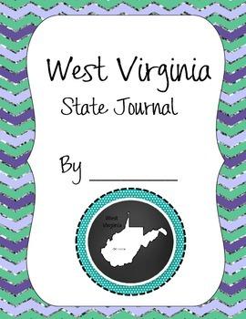West Virginia Journal Set