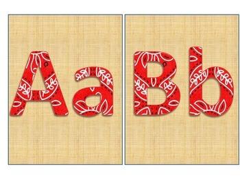 Western Alphabet