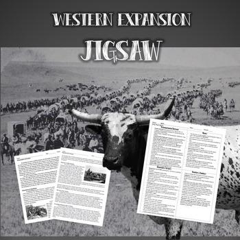 Western Expansion Jigsaw