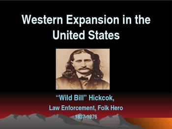 Western Expansion in the United States - Outlaws - Wild Bi
