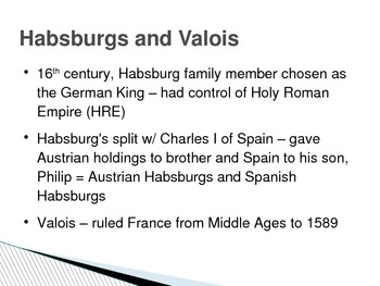 Western Heritage 8th Ed. Ch. 12 Powerpoint Age of Religious Wars