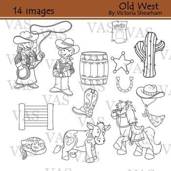 Western Line Clip Art clipart