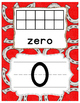 Western Number Cards 0-20 - (Western Classroom Theme/Decor)