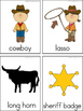 Western Writing Center Tools: Theme Words