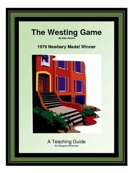 The Westing Game Novel Study Unit