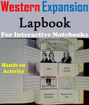 Westward Expansion Unit: Manifest Destiny, Lewis and Clark