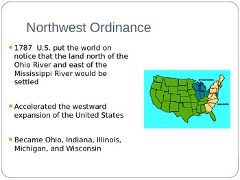Westward Expansion - American Style