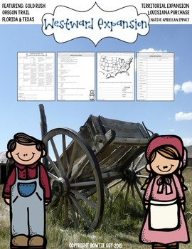 Westward Expansion Assessment Pack {GA Milestone Construct