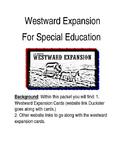 Westward Expansion Cards