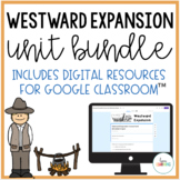 Westward Expansion Complete Unit {lessons, scaffolded note