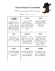 Westward Expansion Differentiated Choice Board - Set of 2