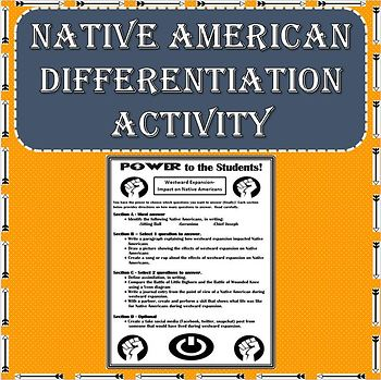 Westward Expansion - Impact on Native American Differentia