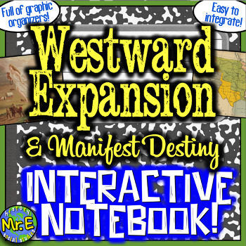 Westward Expansion Interactive Notebook! Active Learning o