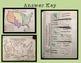 Westward Expansion - Land Acquisitions Brochure Plus Maps