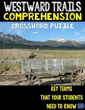 Westward Trails Crossword