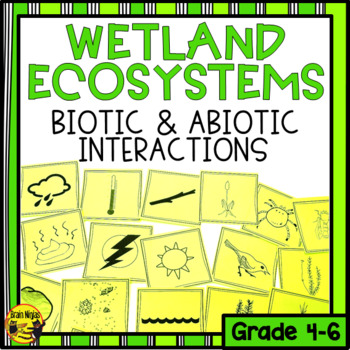Wetlands- Biotic and Abiotic