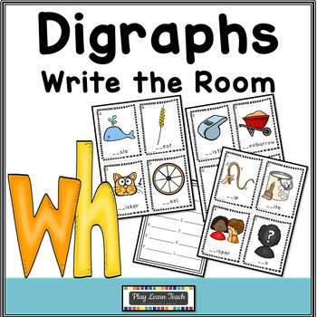 Wh Digraph