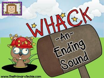 Whack-An-Ending Sound