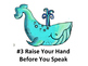 Whale Theme (Ocean Theme) Classroom Rules By JellyJams