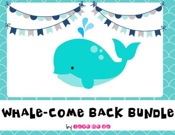 Whale-come Back Bundle