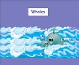 Whales - Smartboard Lesson