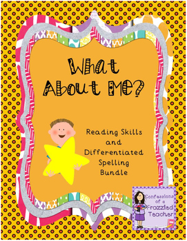 What About Me? Reading and Spelling Bundle (Scott Foresman
