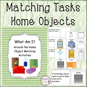 MATCHING TASKS Home Objects
