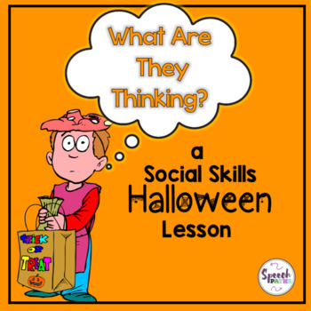 What Are They Thinking: A Social Skills Halloween Activity