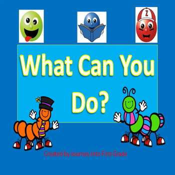 What Can You Do (Unit 6 Journeys Common Core Reading Series)