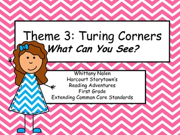 What Can You See? Storytown's Extending the CCRS: Reading