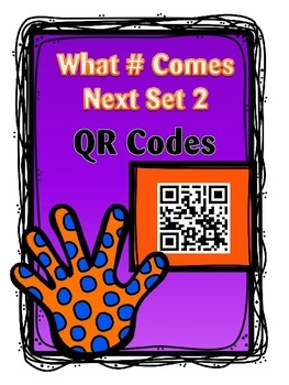 "QR Codes What # Comes Next ""2"" Write the Room"