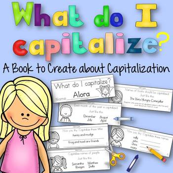 What Do I Capitalize? {A Book to Create and Complete}