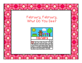 What Do I See in February?
